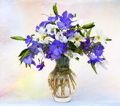 Bouquet flowering — Stock Photo