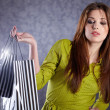 Shopping woman — Stock Photo #6210947