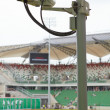 Security-camera  on stadium — Stock Photo