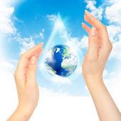 Save Planet. — Stock Photo