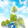 Green Earth — Stock Photo #6142488