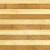 Wooden texture striped bamboo. — Stock Photo