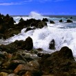 View on the ocean on Big island. Hawaii — ストック写真