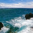 View on the ocean on Big island. Hawaii — Foto Stock