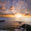 Beautiful Hawaiian Sunset — Stock Photo