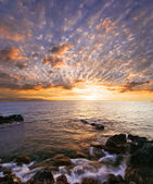 Beautiful Hawaiian Sunset — Foto de Stock