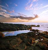Beautiful Hawaiian Sunset — Stock Photo