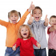 Happy children — Stockfoto #6283001