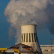 Smokestack Pollution — Stockfoto #5768011