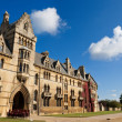 Christ Church college. Oxford, England — Stock Photo #6599436
