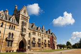 Christ Church college. Oxford, England — Stock Photo