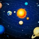 Solar system — Stock Vector #6739798