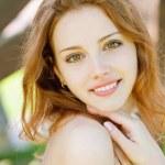 Beautiful young girl — Stock Photo #5380285