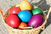 Eastern eggs — Stock Photo
