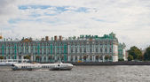 The Winter Palace. The Hermitage — Stock Photo