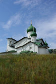 Old orthodox church — Foto Stock
