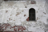 Trellised window — Stok fotoğraf