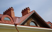House roof — Stockfoto