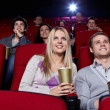 cinema — Foto Stock