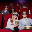 Cinema — Stock Photo #5601111