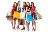 Nakupování — Stock fotografie