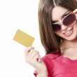 Credit card — Stock Photo #5751879
