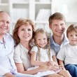 happy family — Stock Photo #6373486