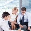 In the office — Stock Photo #6671684