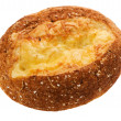 Bun with cheese — Foto Stock