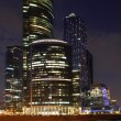 City skyscrapers in Moscow — Photo
