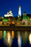 Kremlin in the Moscow city close up — Stock Photo