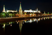 Kremlin in the Moscow close up — Stock Photo