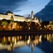 Moscow Kremlin morning — Stock Photo