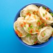 Stock Photo: Pelmeni