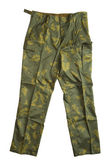 Camouflage pants — Stock fotografie