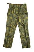 Pantaloni mimetici — Foto Stock
