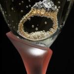 Diamond Engagement Ring. — Stock Photo