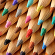 Colored Pencils Macro -  