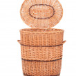 Royalty-Free Stock Photo: Wicker box, basket