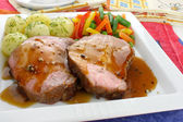 Pork meat — Stockfoto