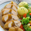 Chicken breast — Stock Photo #5984113