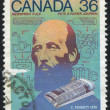 Stamp by Canada — Stock Photo #5458867