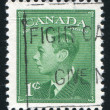 Stamp printed by Canada — Stock Photo #5458909