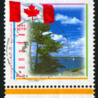 Postage stamp — Foto Stock