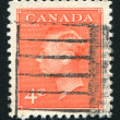 Stamp printed by Canada — Stock Photo #5535893