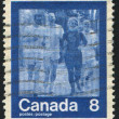 Postage stamp — Stockfoto #5535944
