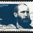 Postage stamp — Stockfoto #5535954
