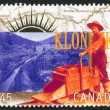 Postage stamp — Stock Photo #5657670