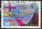 Posta pulu — Stok fotoğraf
