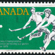 Stamp printed by Canada — Stock Photo #5761485